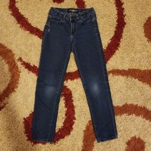 Girls Lucky Brand Zoe Jeggings Size 7